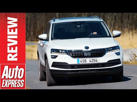 New Skoda Karoq SUV review: can it stand out in a crowded market?