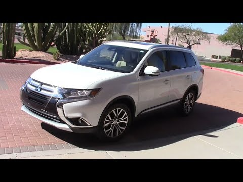2018 Mitsubishi Outlander: Better than you think!