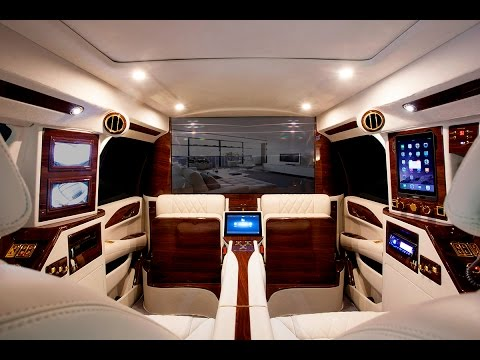Luxury Cadillac Escalade Conversion Sky Captain Edition Lexani Motorcars