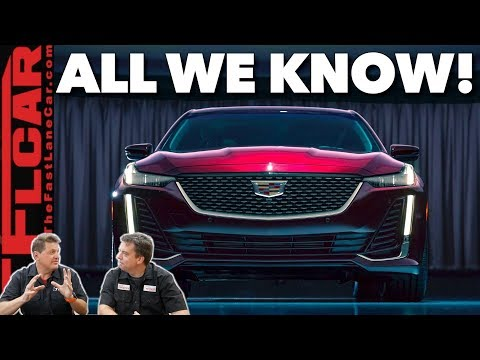 New 2020 Cadillac CT5 Debuts: Why Another New Caddy Sedan? No, You're Wrong! Ep.3