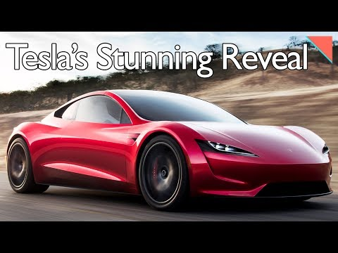Tesla Roadster & Semi, Volvo Tests Autonomous Semi - Autoline Daily 2236