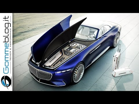 2019 Mercedes Maybach 6 Cabriolet 750 HP | INTERIOR + EXTERIOR + DRIVE | TOP LUXURY CAR