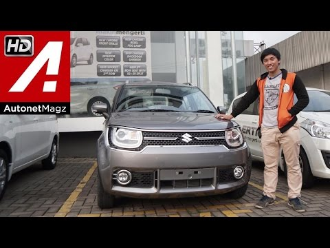 FI REVIEW SUZUKI IGNIS INDONESIA