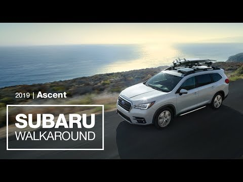 Introducing the 2019 Subaru Ascent SUV | New Model Walkaround