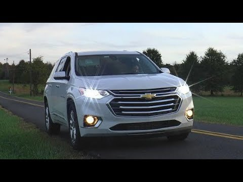 2018 Chevrolet Traverse High Country AWD Test Drive Video Review