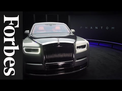 Rolls Royce Phantom VIII: Reinventing A Super-Luxury Icon | Forbes
