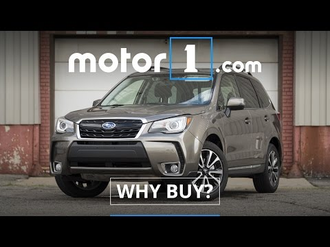 Why Buy?   2017 Subaru Forester Review