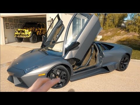 This is why the Lamborghini Reventon is worth $2,000,000 USD today!