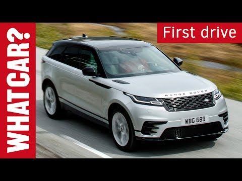2017 Range Rover Velar review | Is Land Rover