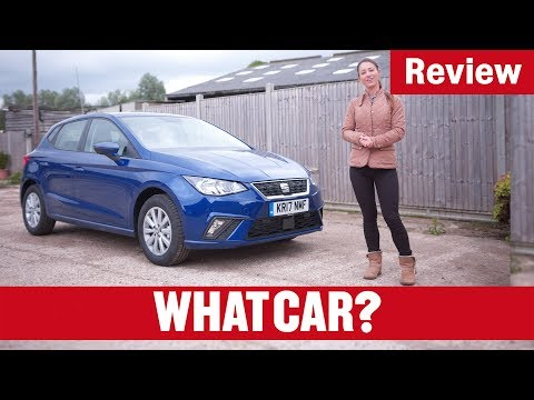 2018 Seat Ibiza Review - is it better than the Ford Fiesta?   What Car?