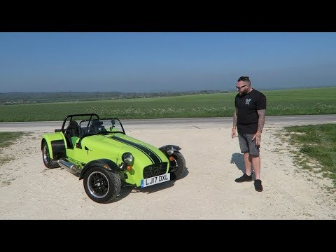 The Best Car Iv Ever Driven - Caterham 420R