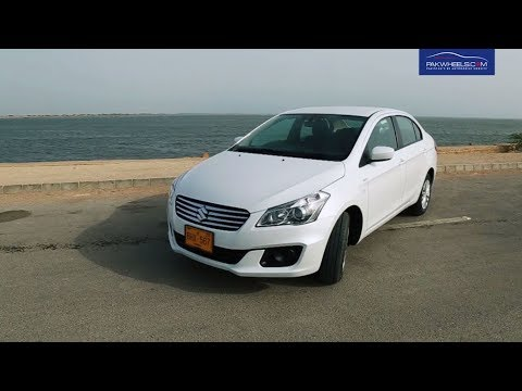 All New Suzuki Ciaz - PakWheels Review