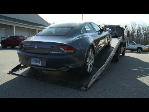 $100,000 Fisker Karma breaks down at Consumer Reports test track | Consumer Reports