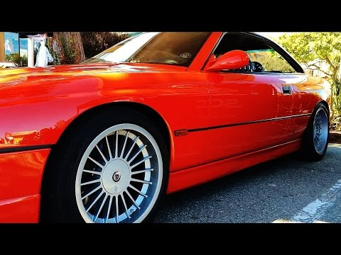 BMW Alpina B12 5.7 (E31) quick look