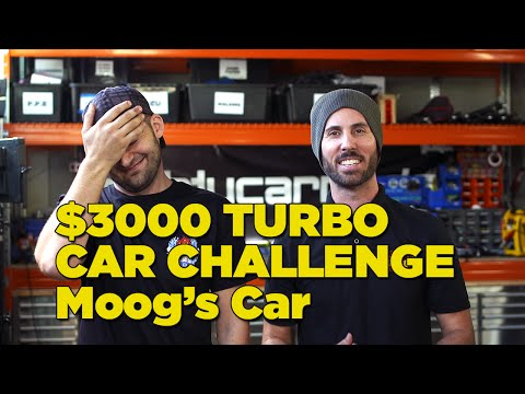 $3000 Turbo Car Challenge - Moog