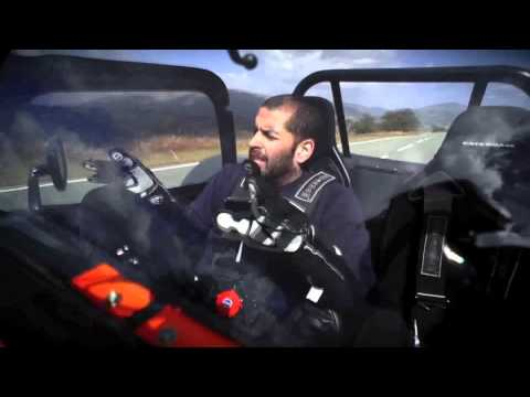 Chris Harris reviews the Caterham Supersport R