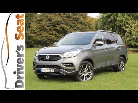 SsangYong Rexton 2017 SUV Review | Driver