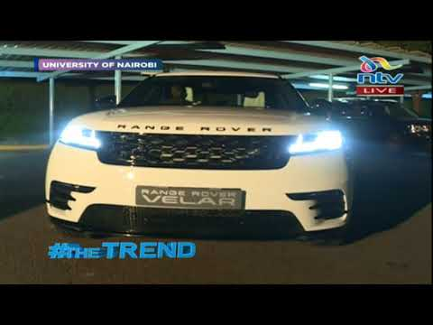 #theTrend: All about the new Range Rover Velar and Jaguar F-Type