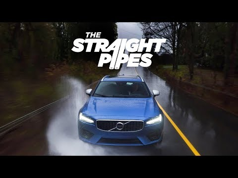 2017 Volvo V90 R Design Polestar Review - Twincharged (Turbo and Supercharged)