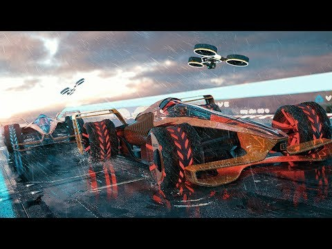 Future Grand Prix | McLaren Applied Technologies