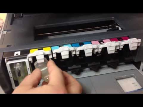 How to Install the Ink Cartridges in Your Kiaro! - Видео каталог