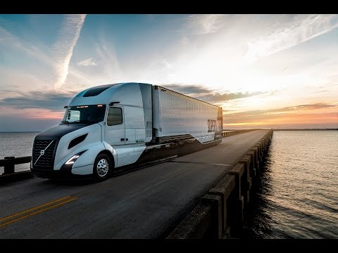 Volvo Trucks - Introducing the SuperTruck Concept Vehicle