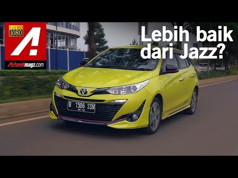 Toyota New Yaris 2018 Review & Test Drive by AutonetMagz