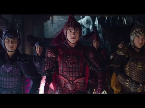 The Great Wall (2017): First Battle Scene HD