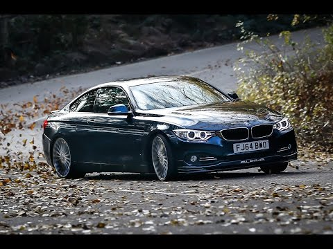 Alpina D4 Biturbo driven - is this the world