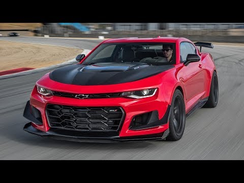 2018 Chevrolet Camaro ZL1 1LE Hot Lap! - 2017 Best Driver