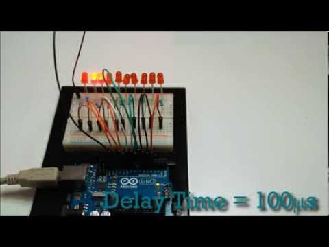 Tutorial - Arduino and Color LCD - tronixstuff