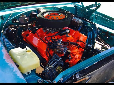 "Part 30 of the ratty big block turquoise 1969 Dodge Charger, ""1,000lbs heavier"""