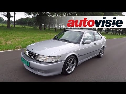 Peters Proefrit #11: Saab 9-3 Viggen (2001)