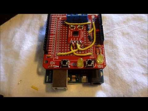 Measuring power consumption / current of an Arduino