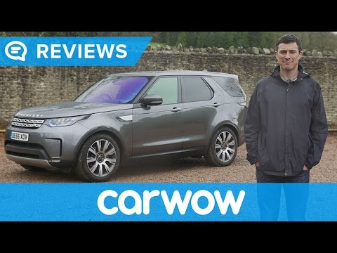 New Land Rover Discovery 2017/ 2018 SUV review | Mat Watson Reviews