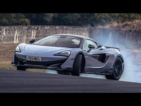 The McLaren 600LT | Chris Harris Drives | Top Gear