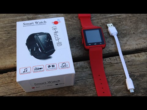 Unbox U8 SmartWatch.