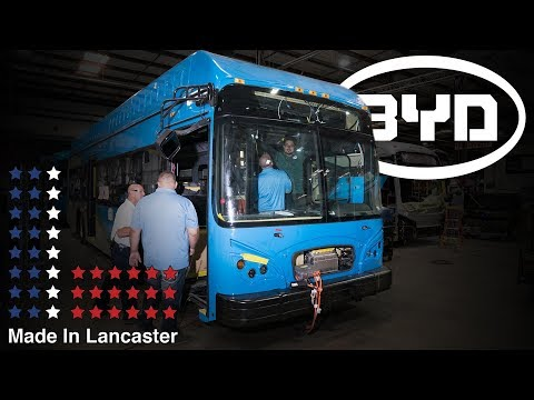 Made in Lancaster: BYD | City of Lancaster