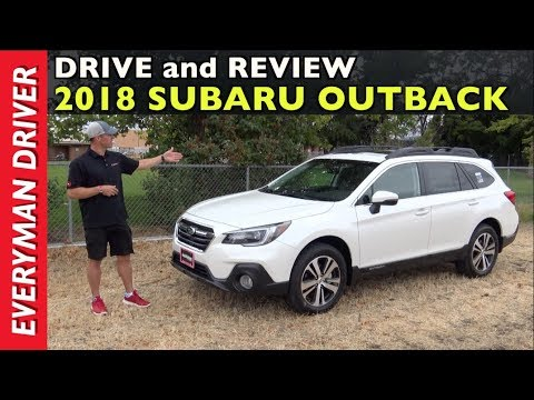 Watch This: 2018 Subaru Outback Review on Everyman Driver