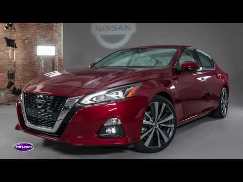 2019 Nissan Altima: First Look — Cars.com