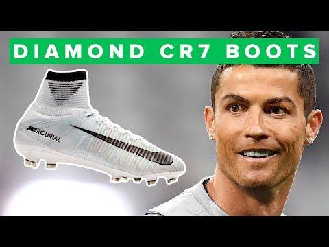 NEW NIKE CR7 BOOTS | Mercurial Superfly 5 Chapter 5 Cut to Brilliance