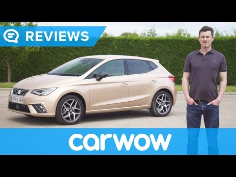 Seat Ibiza hatchback 2018 review | Mat Watson Reviews
