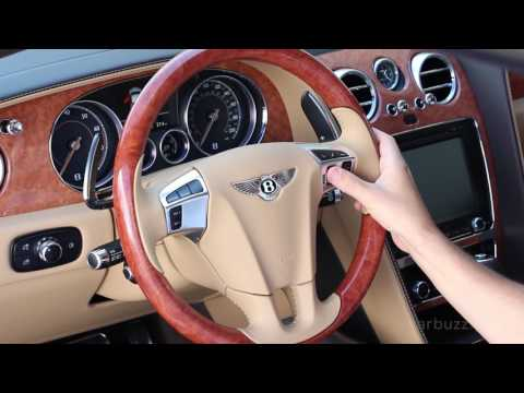Unboxing Bentley Continental GT V8