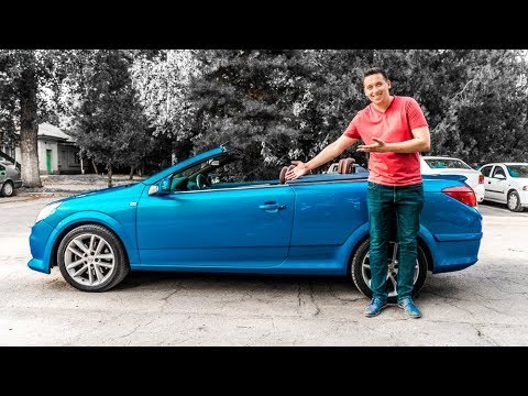 OPEL ASTRA H TWINTOP REVIEW - Vlog 760