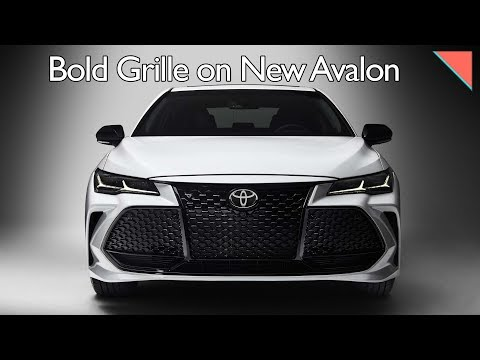 New Avalon Has Bold Grille, Ram Reveals the New 1500, Acura Unveils RDX Prototype