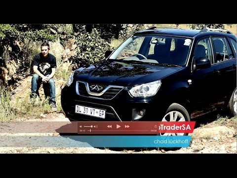 Chery Tiggo 1.6 VVT Car Review
