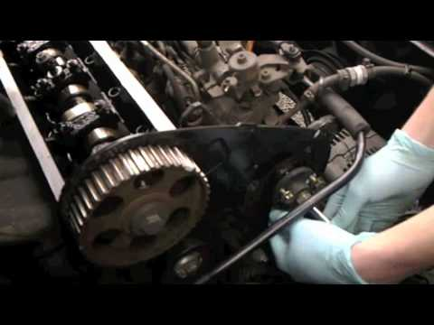 How to change Head Gasket on VW 1.9d engines