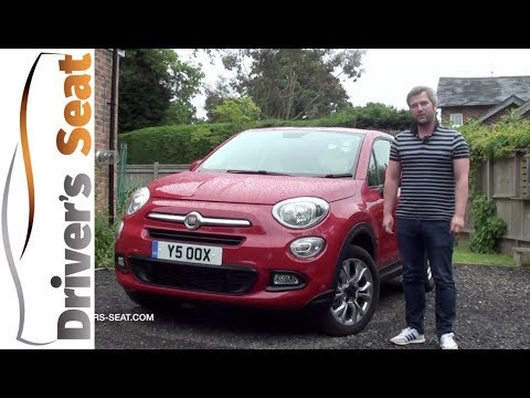 Fiat 500X 2017 SUV Review | Driver