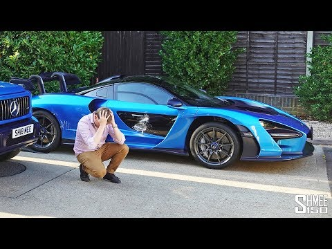 This is What Happened to My McLaren Senna!
