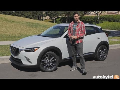 2018 Mazda CX-3 Test Drive Video Review